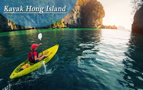 Kayak Hong Island